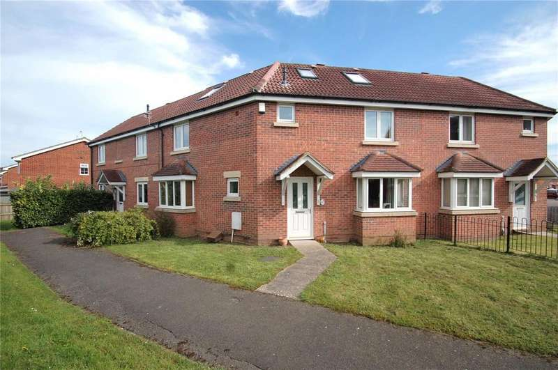 5 Bedrooms Terraced House for sale in Viscount Square, Bridgwater, Somerset, TA6