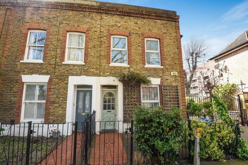 3 Bedrooms End Of Terrace House for sale in Vestry Road London SE5