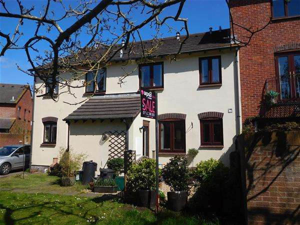 1 Bedroom House for sale in Nurseries Close, Topsham