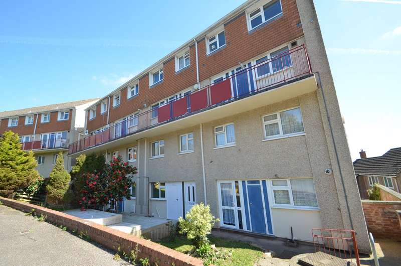 3 Bedrooms Maisonette Flat for sale in Exeter
