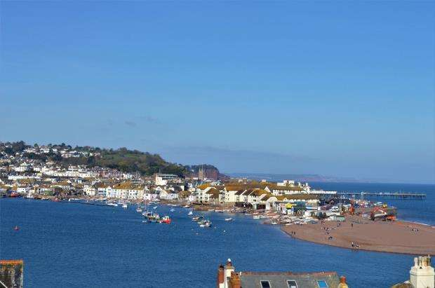3 Bedrooms Detached House for sale in Horse Lane, Shaldon, Devon