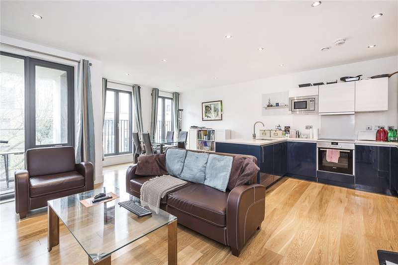 2 Bedrooms Flat for sale in Bonchurch Road, London, W10