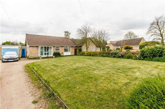 4 Bedrooms Detached Bungalow for sale in Julius Martin Lane, Soham, Ely