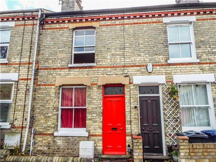 2 Bedrooms Terraced House for sale in Young Street, Cambridge