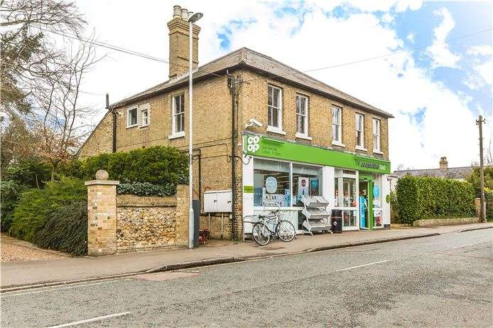 3 Bedrooms Apartment Flat for sale in High Street, Great Shelford