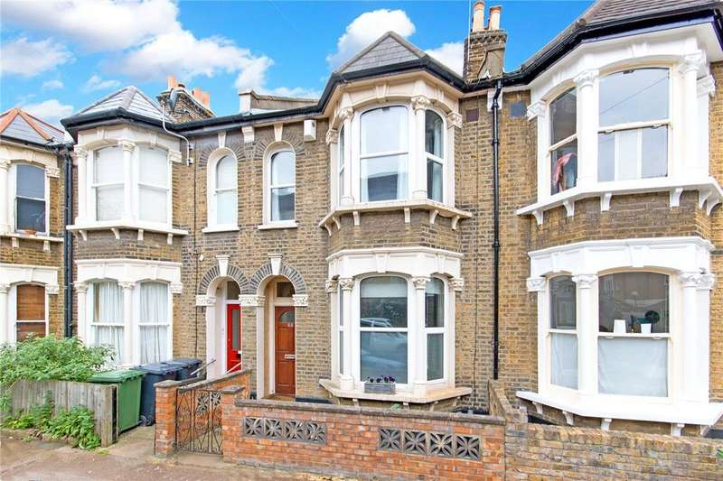 3 Bedrooms Terraced House for sale in Avonley Road, New Cross, SE14