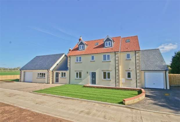 5 Bedrooms Detached House for sale in Evercreech, Somerset