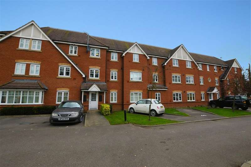 2 Bedrooms Flat for sale in Perigee, Shinfield Park, Reading, RG2