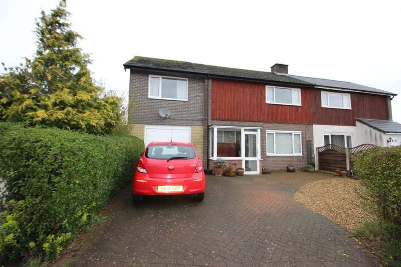 4 Bedrooms Semi Detached House for sale in Green Lane, Houghton, Carlisle, CA3