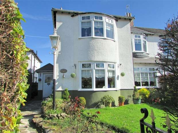 4 Bedrooms Semi Detached House for sale in Cimla Road, Neath, Neath, West Glamorgan