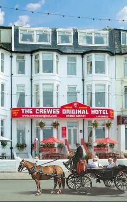 24 Bedrooms Hotel Gust House for sale in Promenade Central Blackpool