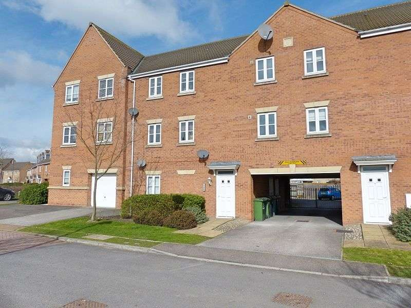 2 Bedrooms Flat for sale in Ashville Road, Hampton Hargate, Peterborough, PE7 8HH