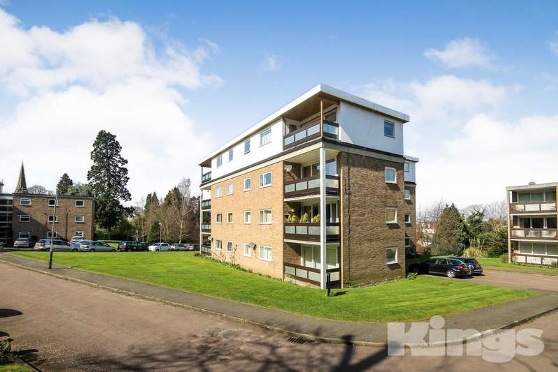 2 Bedrooms Flat for sale in Ferndale Close, Tunbridge Wells