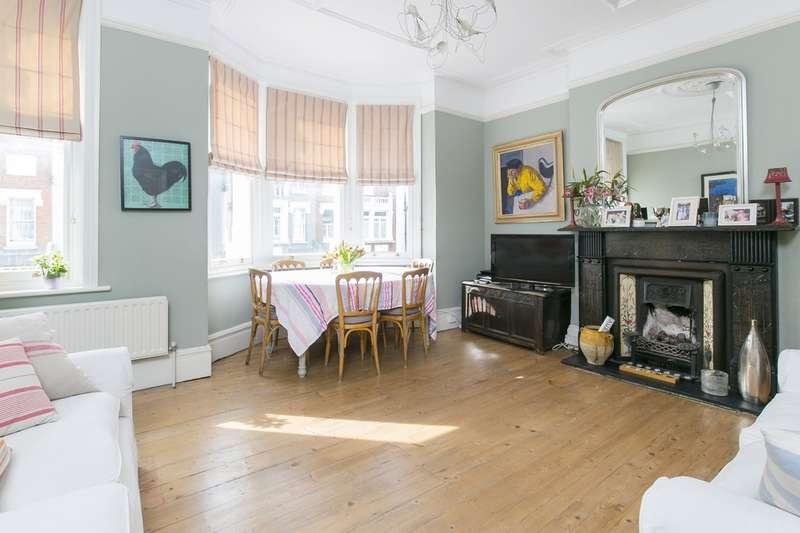 3 Bedrooms Flat for sale in Mysore Road, Battersea, London