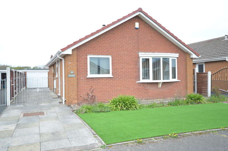 2 Bedrooms Detached Bungalow for sale in Avondale Crescent, Marton