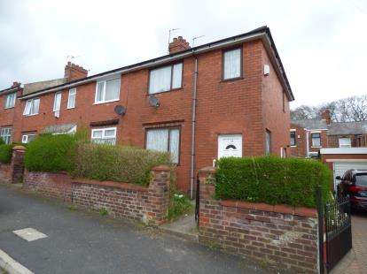 3 Bedrooms End Of Terrace House for sale in Tiber Street, Preston, Lancashire, PR1