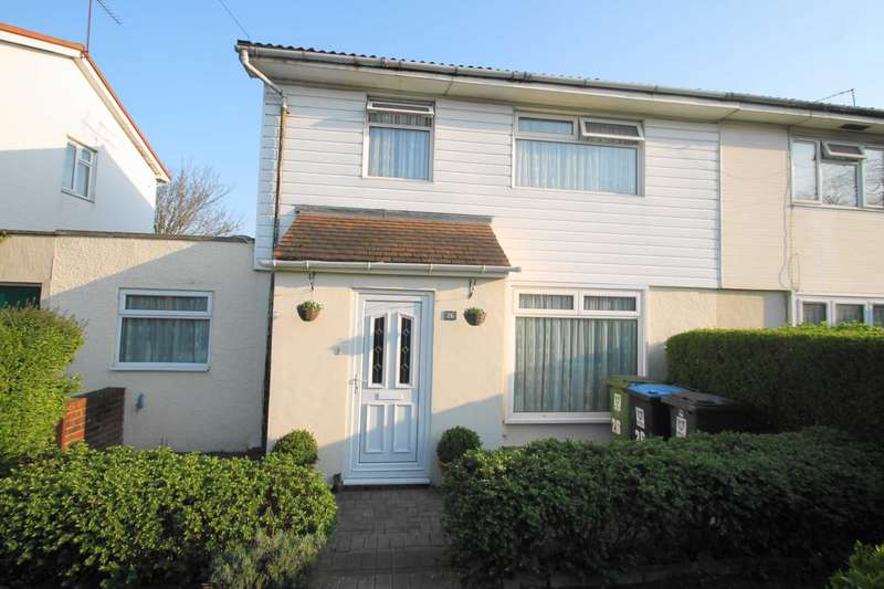 3 Bedrooms Semi Detached House for sale in 3 BED SEMI with CLOAKROOM, LOUNGE & SEPARATE DINING ROOM in ADEYFIELD