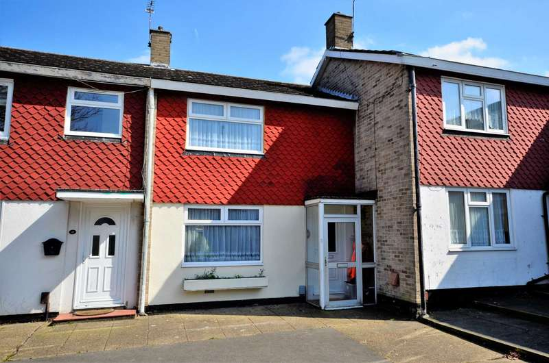 2 Bedrooms Terraced House for sale in The Fold, Basildon