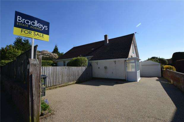 4 Bedrooms Detached Bungalow for sale in Phillipps Avenue, Exmouth, Devon