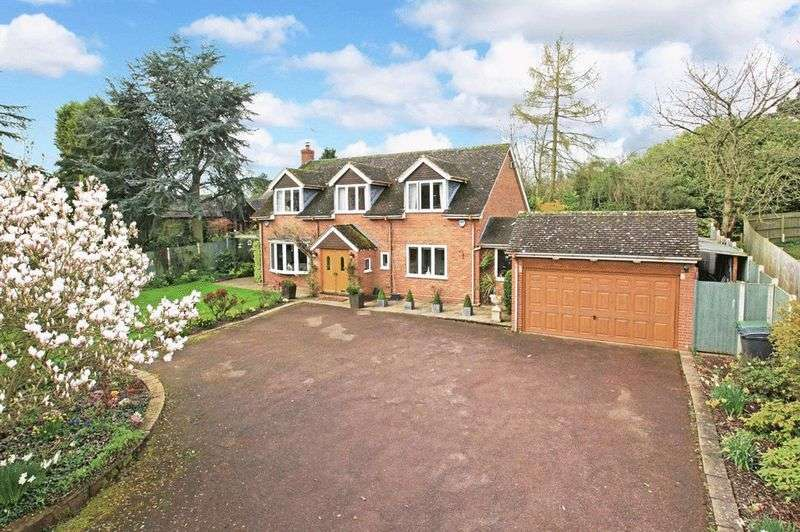 5 Bedrooms Property for sale in Wisteria Cottage, Kemberton, Shifnal