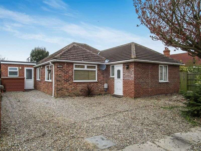 4 Bedrooms Detached Bungalow for sale in Bradwell