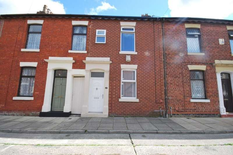 2 Bedrooms Terraced House for sale in Henderson Street, Preston, Lancashire, PR1 7XP