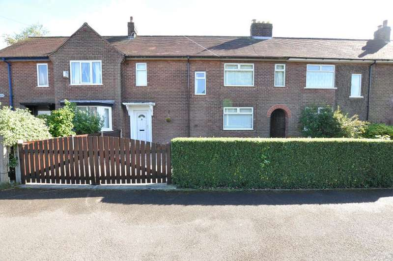 3 Bedrooms Terraced House for sale in Pope Lane, Ribbleton, Preston, Lancashire, PR2 6HB