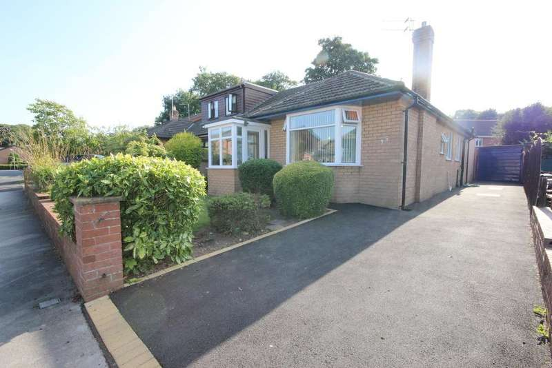 3 Bedrooms Semi Detached Bungalow for sale in Gillow Road, Kirkham, Preston, Lancashire, PR4 2JS