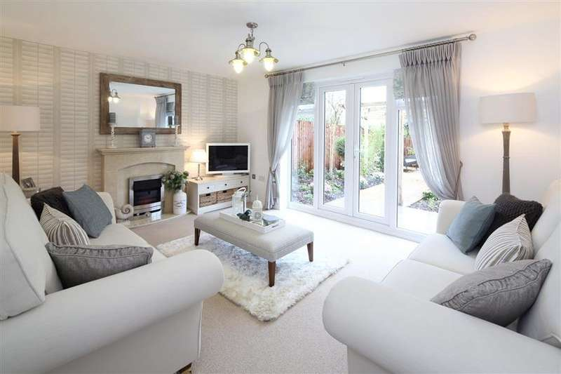 4 Bedrooms Detached House for sale in Whittingham Lane, Whittingham, Preston, Lancashire, PR3 2JH