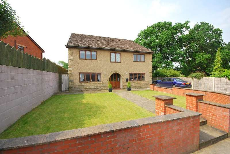 5 Bedrooms Detached House for sale in Station Road, Hoghton, Preston, Lancashire, PR5 0SR