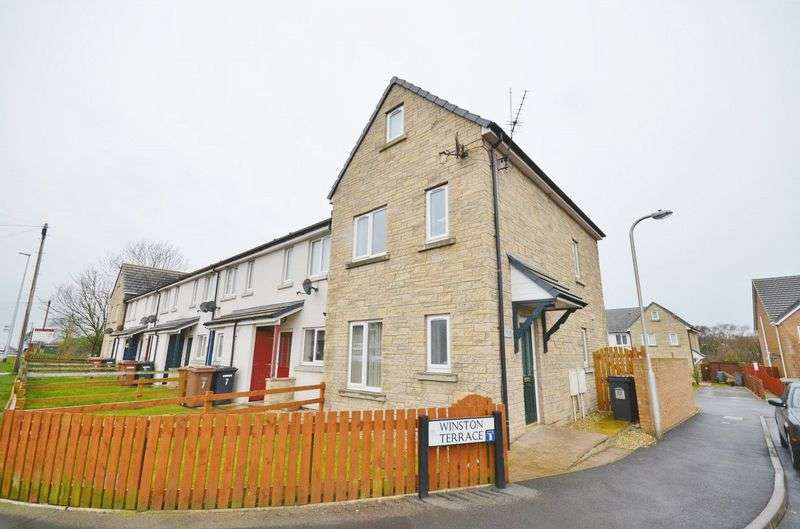 3 Bedrooms Terraced House for sale in Winston Terrace, Moresby Parks