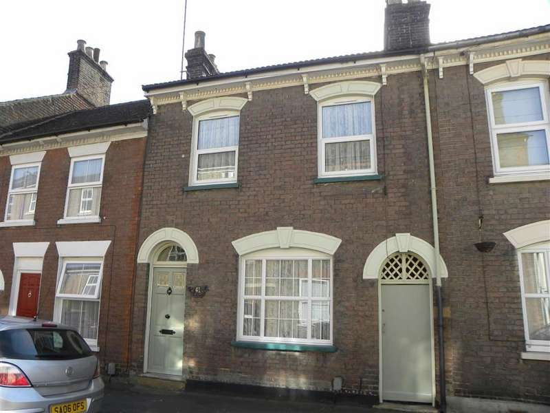 2 Bedrooms Property for sale in Edward Street, Dunstable, Bedfordshire, LU6