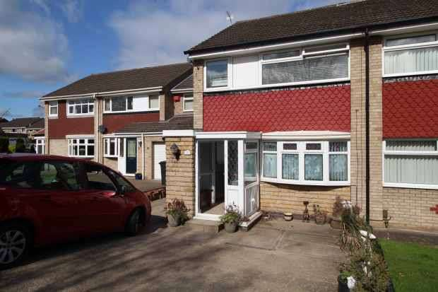 3 Bedrooms Semi Detached House for sale in Bryony Grove, Middlesbrough, Cleveland, TS7 8SW