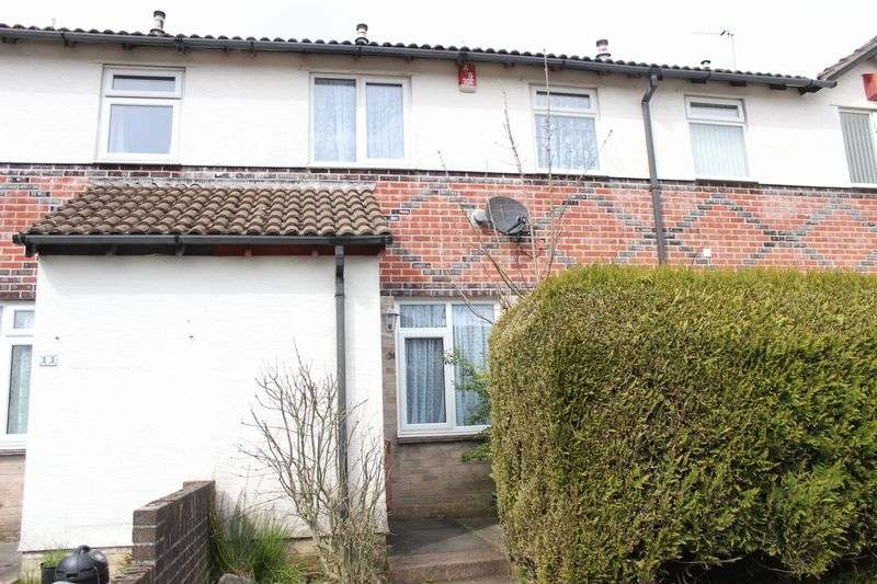 1 Bedroom Terraced House for sale in Warwick Orchard Close, Honicknowle, Plymouth