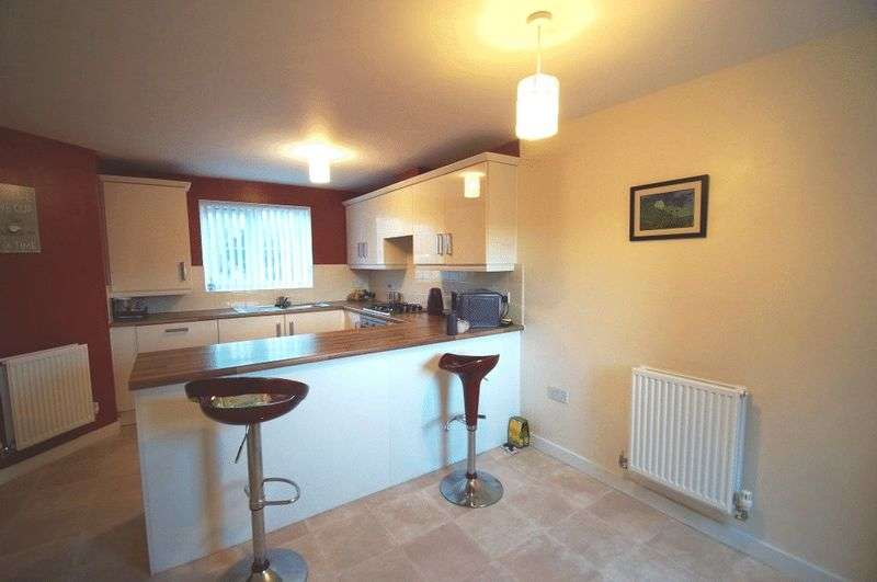 3 Bedrooms Semi Detached House for sale in Magnolia Court, Esh Winning