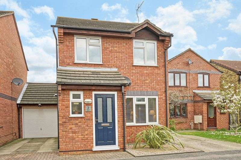 3 Bedrooms House for sale in Eynesbury, St Neots