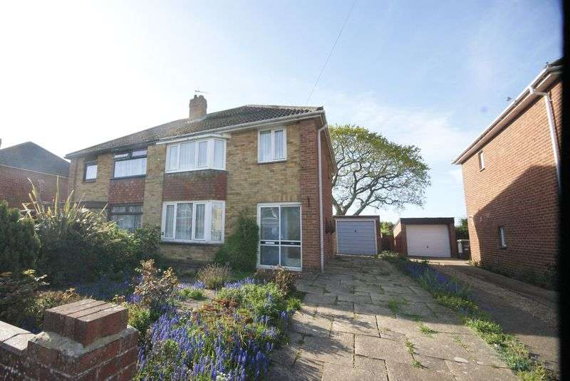 3 Bedrooms Semi Detached House for sale in Elson Road, Gosport