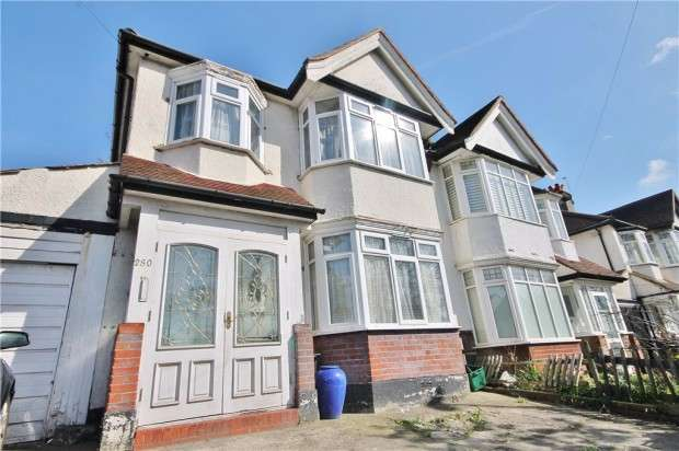 3 Bedrooms End Of Terrace House for sale in Grange Road, Anerley, Upper Norwood, SE19
