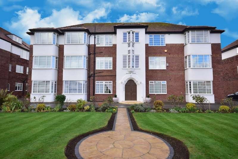 1 Bedroom Ground Flat for sale in Queens Court, 194 Clifton Drive , Lytham St. Annes, FY8