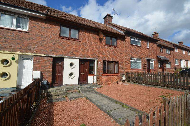 3 Bedrooms Terraced House for sale in Glendale Crescent, Ayr, South Ayrshire, KA7 3RU
