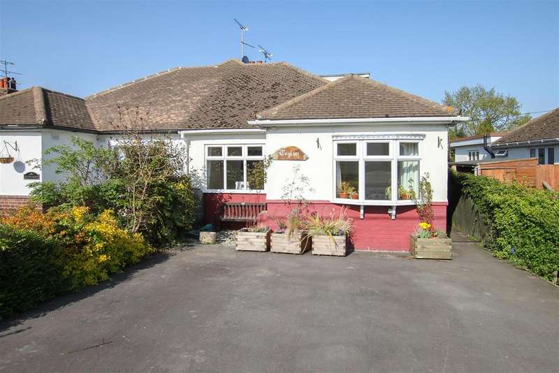 4 Bedrooms Semi Detached Bungalow for sale in Ongar road, Stondon massey