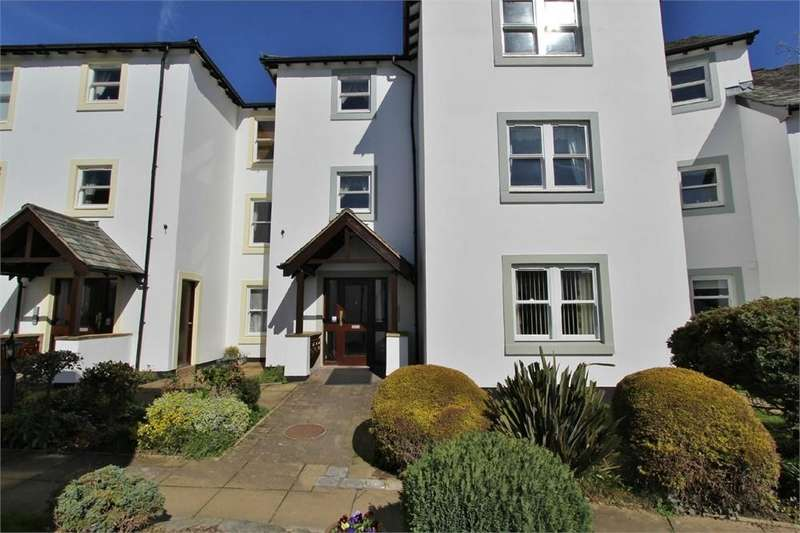 1 Bedroom Flat for sale in 11 Elm Court, Elliott Park, Keswick, Cumbria