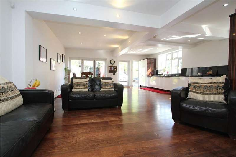 4 Bedrooms Semi Detached House for sale in Pollards Hill West, Norbury, SW16