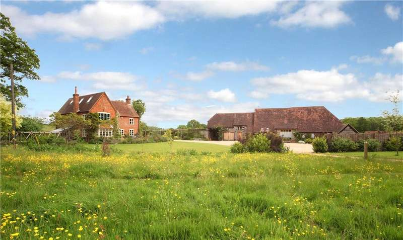 6 Bedrooms Detached House for sale in Browninghill Green, Baughurst, Hampshire, RG26
