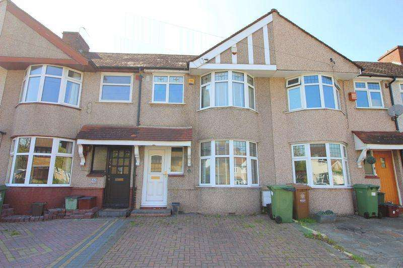 3 Bedrooms Terraced House for sale in Foots Cray Lane, Sidcup