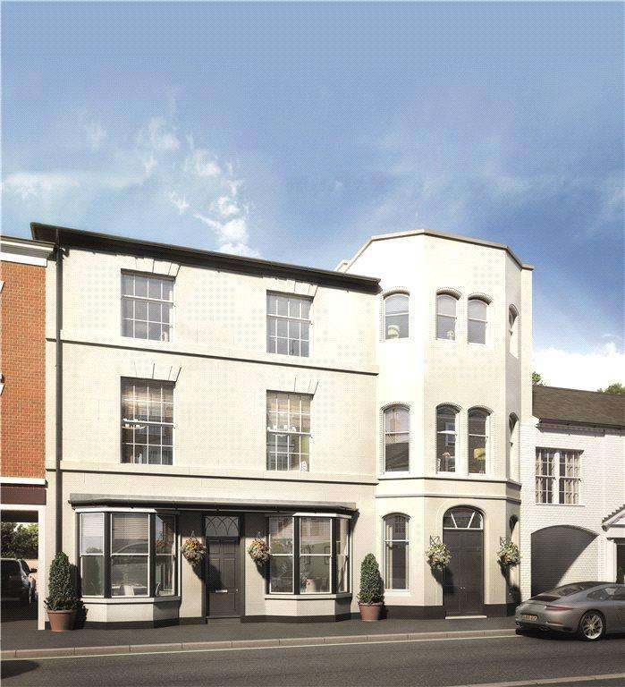 2 Bedrooms Apartment Flat for sale in The Cooperage, 25 Bridge Street, Pershore, Worcestershire, WR10