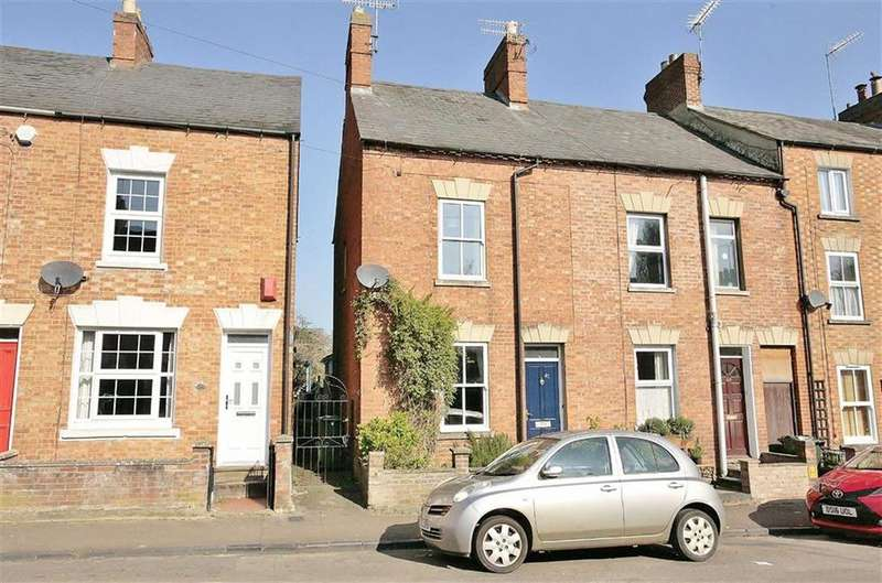 3 Bedrooms End Of Terrace House for sale in Queens Road, Banbury, Oxon, OX16
