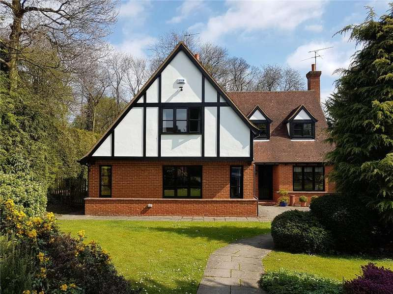 5 Bedrooms Detached House for sale in Oaklea Wood, Welwyn, Hertfordshire