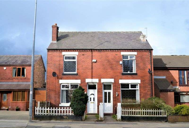 2 Bedrooms Semi Detached House for sale in Manchester Road, Worsley