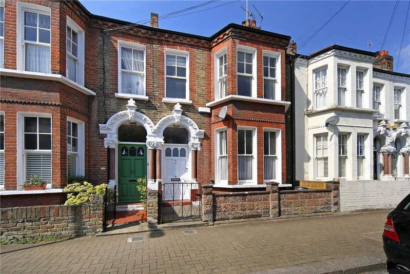 4 Bedrooms House for sale in Juer Street, London, SW11